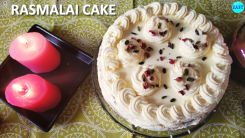 Easy Rasmalai cake | Malai cake | how to make rasmalai cake